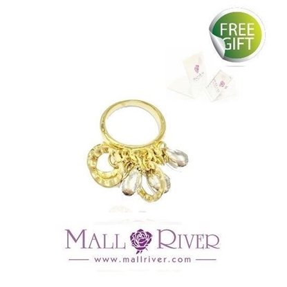 Picture of Mall River Golden Ring - Cirques n Droplets,Silver #8