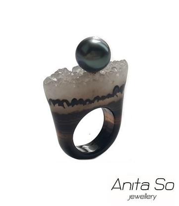 图片 Anita So 「玛瑙」戒指 (B)