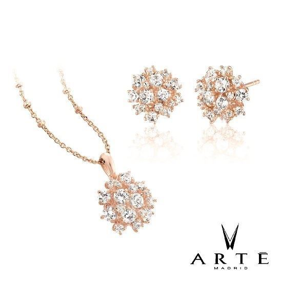 Picture of ARTE Baby Deseo Pendant & Earrings Boxset