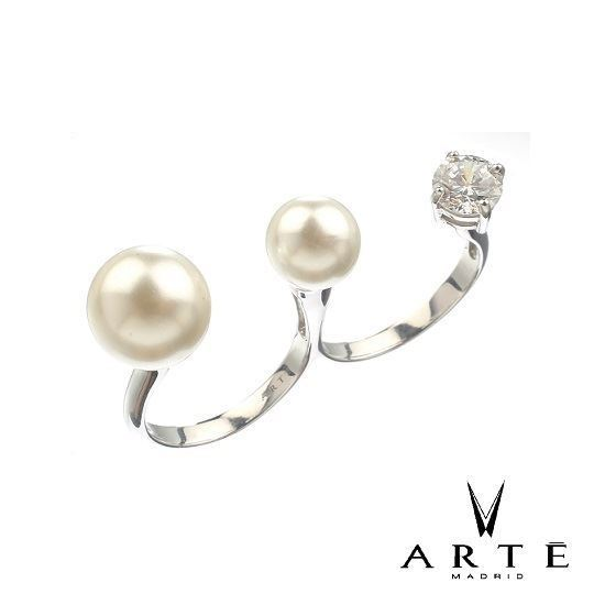 "Picture of ARTE ""Stay With Me"" Ring (Adjustable size)"