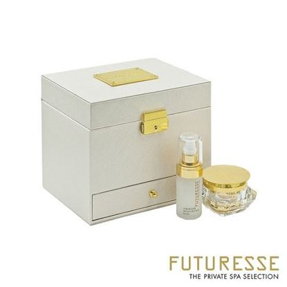 Picture of FUTURESSE Lotus Power Face Care Set With Jewelry Box