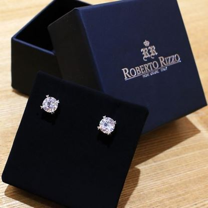Picture of ROBERTO RIZZO 1 Carat Classic Earring