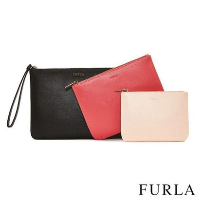 "Picture of Furla ""Royal"" 3-Envelopes Bag Set"