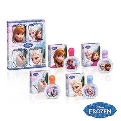 Picture of Disney Frozen Miniatures Set Eau De Toilette 7ml×4