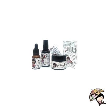 Picture of Chocolate Rain x iSUM Rose Skin Care Set