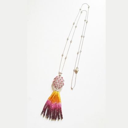 Picture of Anita So Tassel Necklace (K)