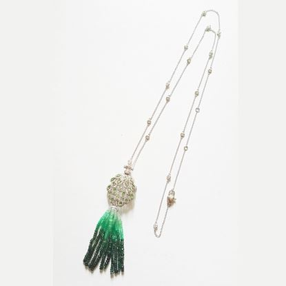 Picture of Anita So Tassel Necklace (O)