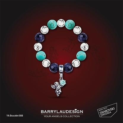 图片 Barry Lau Design - 'Angel & Crown' 吊饰手链 (A)