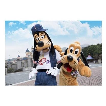 图片 香港迪士尼乐园1日标準门票