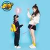 圖片 B.Duck x 寶狄 兒童雙肩包 - 黄色 (1-3歲小童學步牽引繩背包)