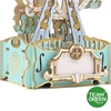 Picture of Ferris Wheel Color Music Box 3D Plywood Puzzle - Team Green® JIGZLE®
