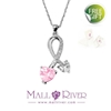 Picture of Mall River Ribbon Necklace