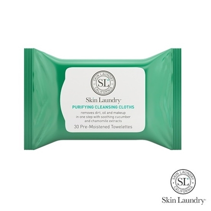 Picture of Skin Laundry Purifying Cleansing Cloths