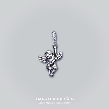 Picture of Barry Lau Design - 'Flying Angel' Charm