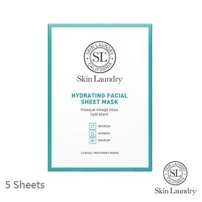 图片 Skin Laundry 保湿亮肌面膜(五张一套)