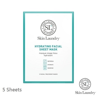 Picture of Skin Laundry Hydrating Facial Sheet Mask (5 Sheets)