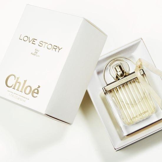 圖片 Chloe Love Story 香水 50毫升