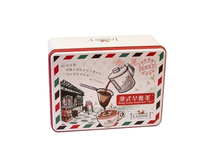 Picture of Teaddict HK Breakfast Tea (100g) -Parcel Edition DIY Kit Set