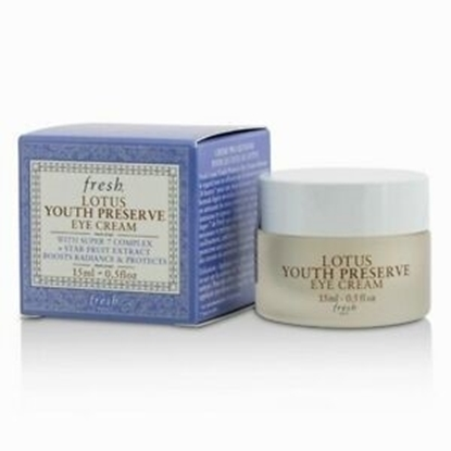 Picture of  Fresh Lotus Youth Preserve Eye Cream 15ml